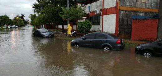 Inundaciones en Eldorado: red pluvial y concientizar a la población para que no tiren basura en lugares que no corresponden son algunas de las soluciones propuestas