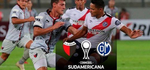 Fútbol: Colón se presenta por copa Sudamericana y Defensa y Justicia juega por copa Argentina