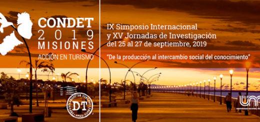Posadas será sede este año del IX Simposio Internacional y XV Jornadas de Investigación del CONDET