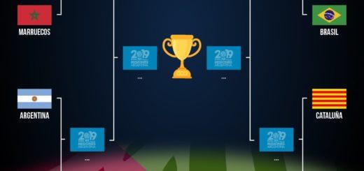 #MundialFutsal: así quedaron definidos los cuartos de final