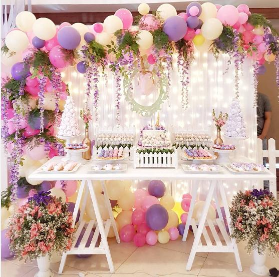 En el Día del Decorador te mostramos cuáles son las tendencias para decorar fiestas y cumpleaños