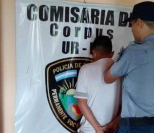 Corpus: detuvieron a un joven acusado de robar en casa de una jubilada y recuperaron un cilindro de gas