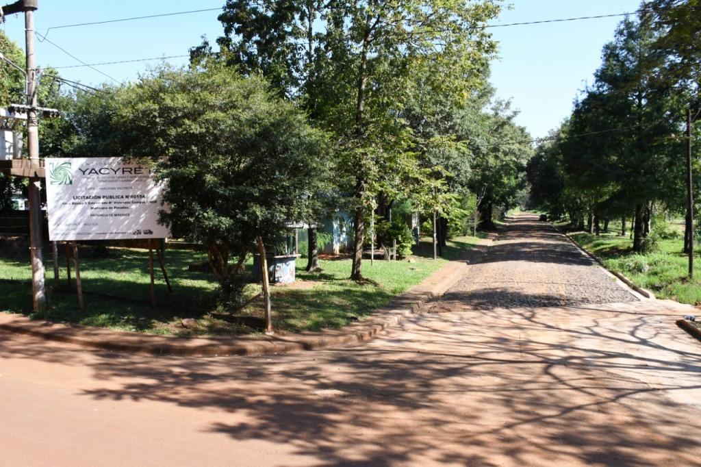 La EBY finalizó obras en el Barrio del Campus de la UNaM