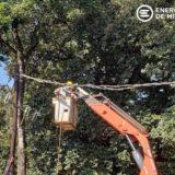 Energía de Misiones realizará cortes de luz por falta de pago en Posadas