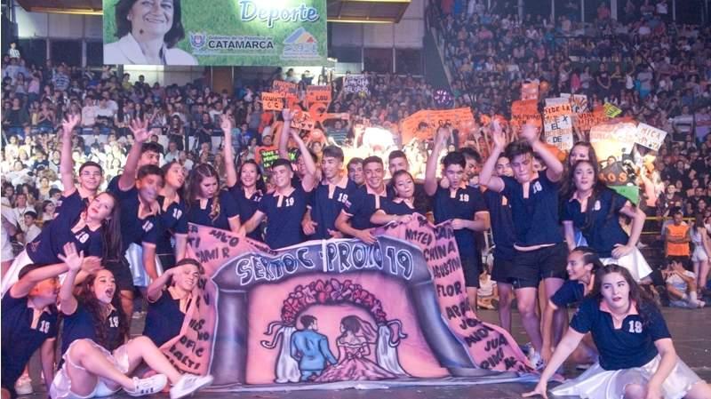 Catamarca: 5 mil alumnos apoyaron con su voto a Campo de Piedra Pómez y Dunas de Tatón para que sean unas de las 7 Maravillas Naturales de la Argentina