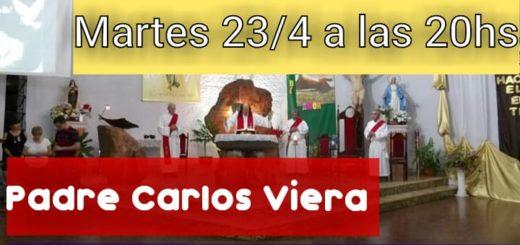 Posadas: celebran mañana la Misa de sanación en la Parroquia Jesús Misericordioso