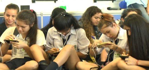 Jóvenes misioneras participaron de la experiencia LAN Chix en la Escuela de Robótica
