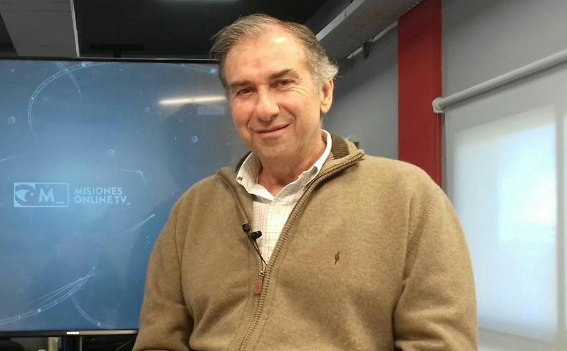Humberto Schiavoni propone destinar 500 mil hectáreas subutilizadas a la agricultura familiar