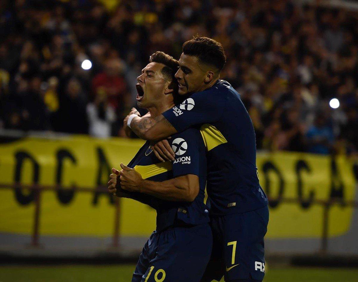 Copa Argentina: Boca cumplió con la lógica y venció a Estudiantes de Río Cuarto