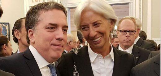 Con una ayudita del FMI