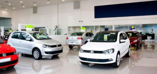 La ventas de 0km se desplomaron 54,4% en marzo