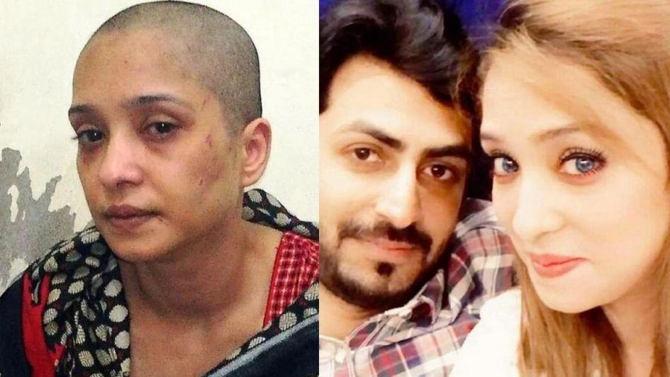 Violencia de género: su esposo la torturó y le rapó la cabeza por negarse a bailar con sus amigos