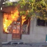 #Video: prendieron una vela por el día de San Expedito e incendiaron accidentalmente la casa