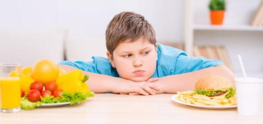 En la Argentina, 1 de cada 3 chicos en edad escolar tiene sobrepeso