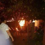 Incendio trágico en Buenos Aires: se quemó un dúplex y murió un hombre