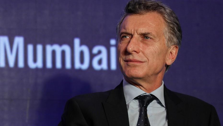 «El riesgo país sube porque en el mundo hay miedo de que los argentinos quieran volver atrás», señaló Macri