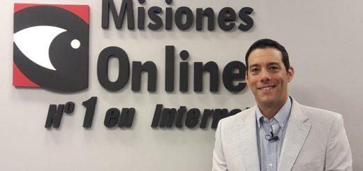 """Marcelo Pérez: """"En los últimos 2 años instalamos 250 cámaras de seguridad en Misiones"""""""