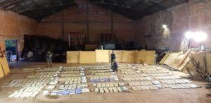 Prefectura incautó un cargamento de más de una tonelada de marihuana en Puerto Rico
