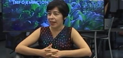 """""""Nos debemos un debate como comunicadores y como sociedad""""  sostuvo la licenciada en Comunicación Social, Marina Casales"""