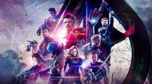 """""""Avengers Endgame"""" rompe récord de taquilla a nivel mundial, con 1.209 millones de dólares recaudados"""