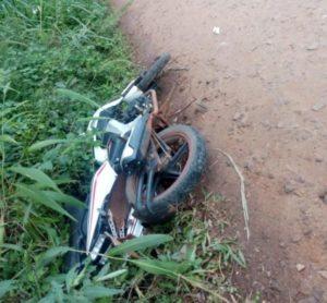 San Ignacio: falleció motociclista en Colonia Teyú Cuaré