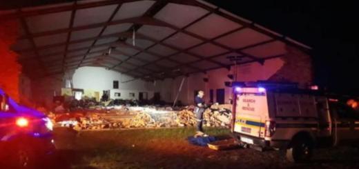 En pleno ritual de Semana Santa, iglesia se derrumba y mueren 13 creyentes