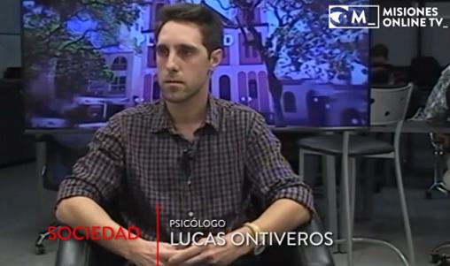 El psicólogo Lucas Ontiveros consideró que en las redes sociales reproducimos prejuicios desde donde hemos sido criados