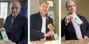 Paso en Santa Fe: el socialista Antonio Bonfatti es el más votado, aunque el peronismo suma más votos como Frente y Cambiemos queda en tercer lugar