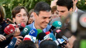 Elecciones en España: el PSOE ganó las elecciones y se derrumbó el apoyo al PP