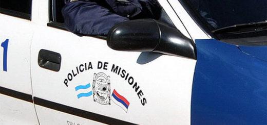 San Vicente: policías secuestraron elementos robados y detuvieron a cuatro hombres