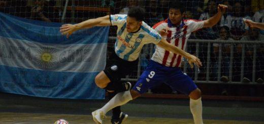 #MundialFutsal: Argentina goleó a Paraguay y jugará la final con Brasil en búsqueda de su segundo título