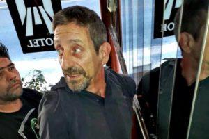 Gracias a las cámaras de seguridad detuvieron a un hombre por el robo a las oficinas de Sergio Massa