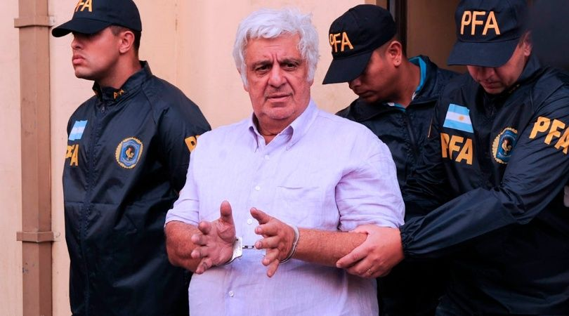Le negaron la excarcelación a Alberto Samid y seguirá detenido