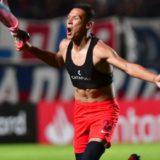 Copa Libertadores: Boca tropezó en Brasil y se fue goleado por un Marco Ruben brillante