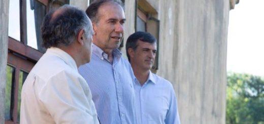 """Humberto Schiavoni: """"Garupá puede ser el parque industrial de Posadas"""""""