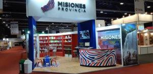 La Feria del Libro de Buenos Aires se inaugura este jueves y Misiones ya tiene stand