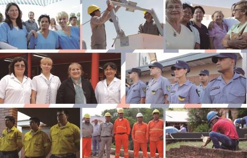 El Gobierno de la Provincia saluda a los trabajadores en su día honrando el esfuerzo