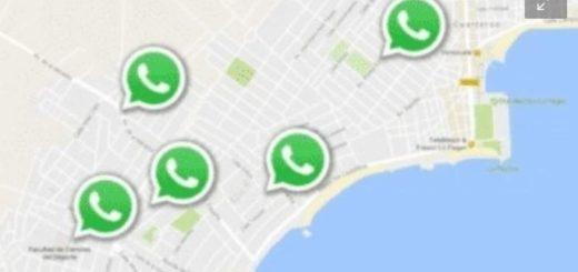 El nuevo truco para enviar una ubicación falsa por WhatsApp