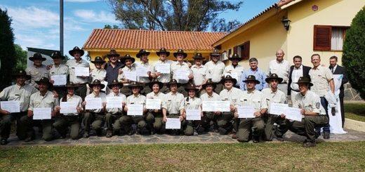 Egresaron 22 nuevos Guardaparques que cuidarán de las áreas protegidas de la Argentina