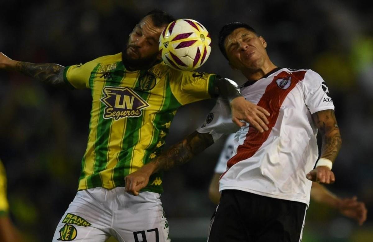 Copa de la Superliga: en Mar del Plata, River y Aldosivi no se sacaron diferencias