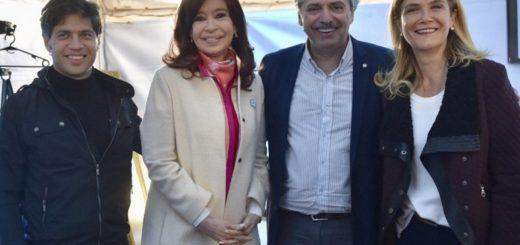 Axel Kicillof- Verónica Magario, la fórmula del PJ para disputarle a Cambiemos la Provincia de Buenos Aires