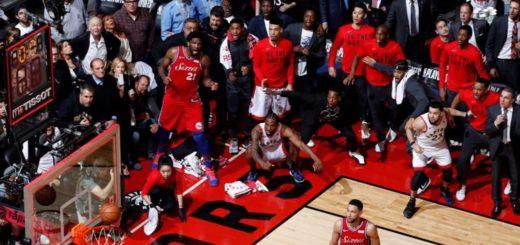 Video: la impresionante jugada que definió a un finalista de la NBA en el último suspiro