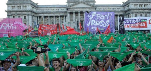 Hoy se vuelve a presentar en el Congreso el proyecto para legalizar el aborto en la Argentina