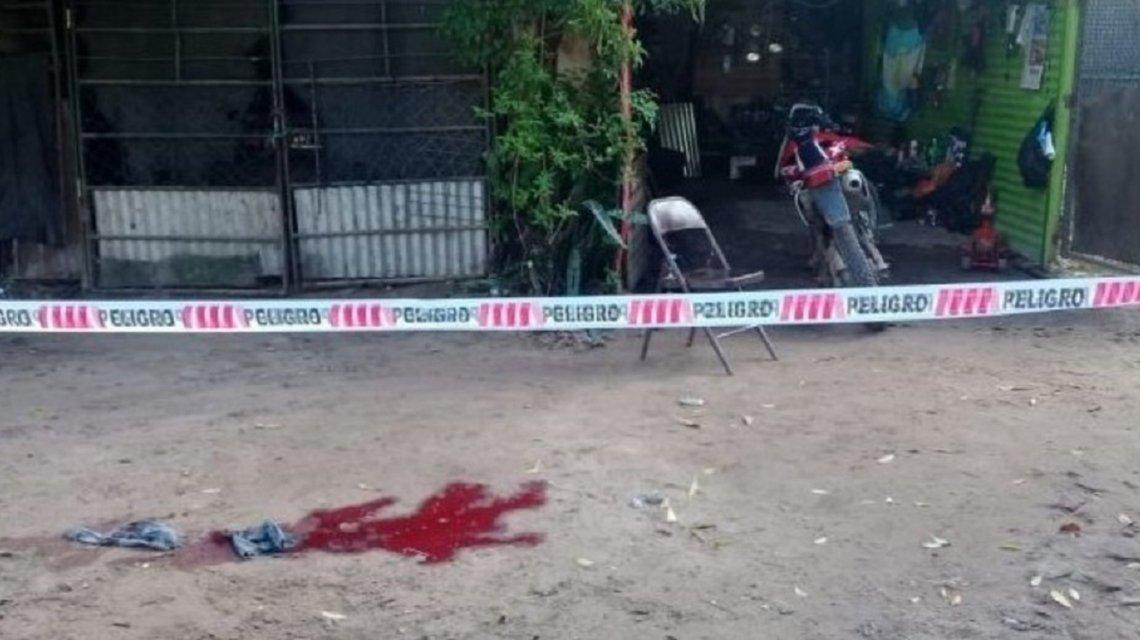 Conmoción en Corrientes: mató a puñaladas al mecánico porque no estaba conforme con el arreglo de su auto