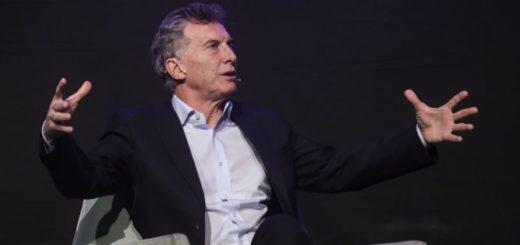 """En una carta abierta, Macri llamó a """"terminar con las mafias, una por una"""""""
