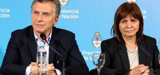 """""""Las 'pepas' que incautamos podían ser para el colegio de tus hijos"""", señaló Macri"""