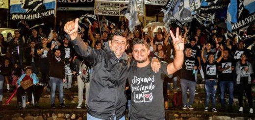 """Jeremías Zarza lanzó su candidatura a concejal de Posadas por el sublema """"Sigamos Haciendo Juntos"""""""