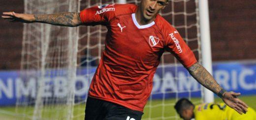 Independiente venció a Binacional en Perú y selló su clasificación en la Copa Sudamericana