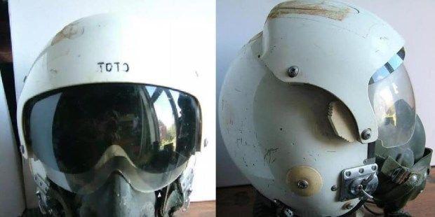 Se subastó en Londres el casco de un ex combatiente de Malvinas y su familia no pudo recuperarlo