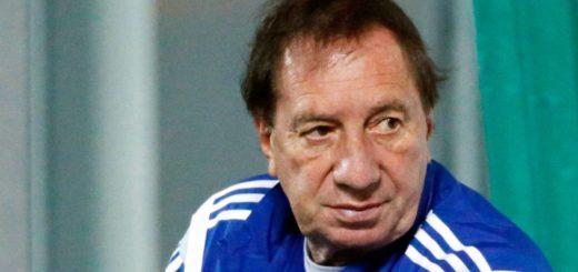 Se agravó la salud de Carlos Bilardo y nuevamente tuvo que ser internado